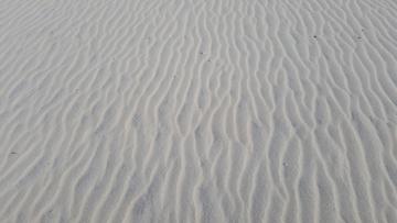 dancing sand dune