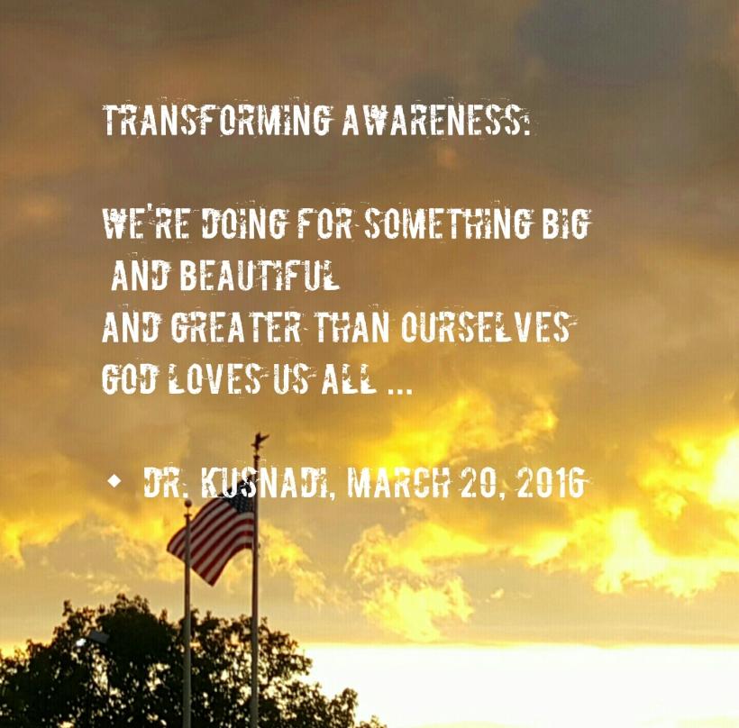 Transforming Awareness_DoctorKu