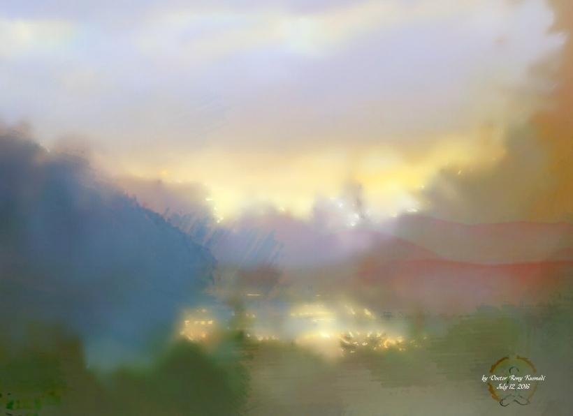 Paradise by DR Kusnadi_11by8signature